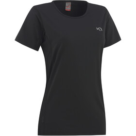 Kari Traa Nora - T-shirt manches courtes Femme - noir